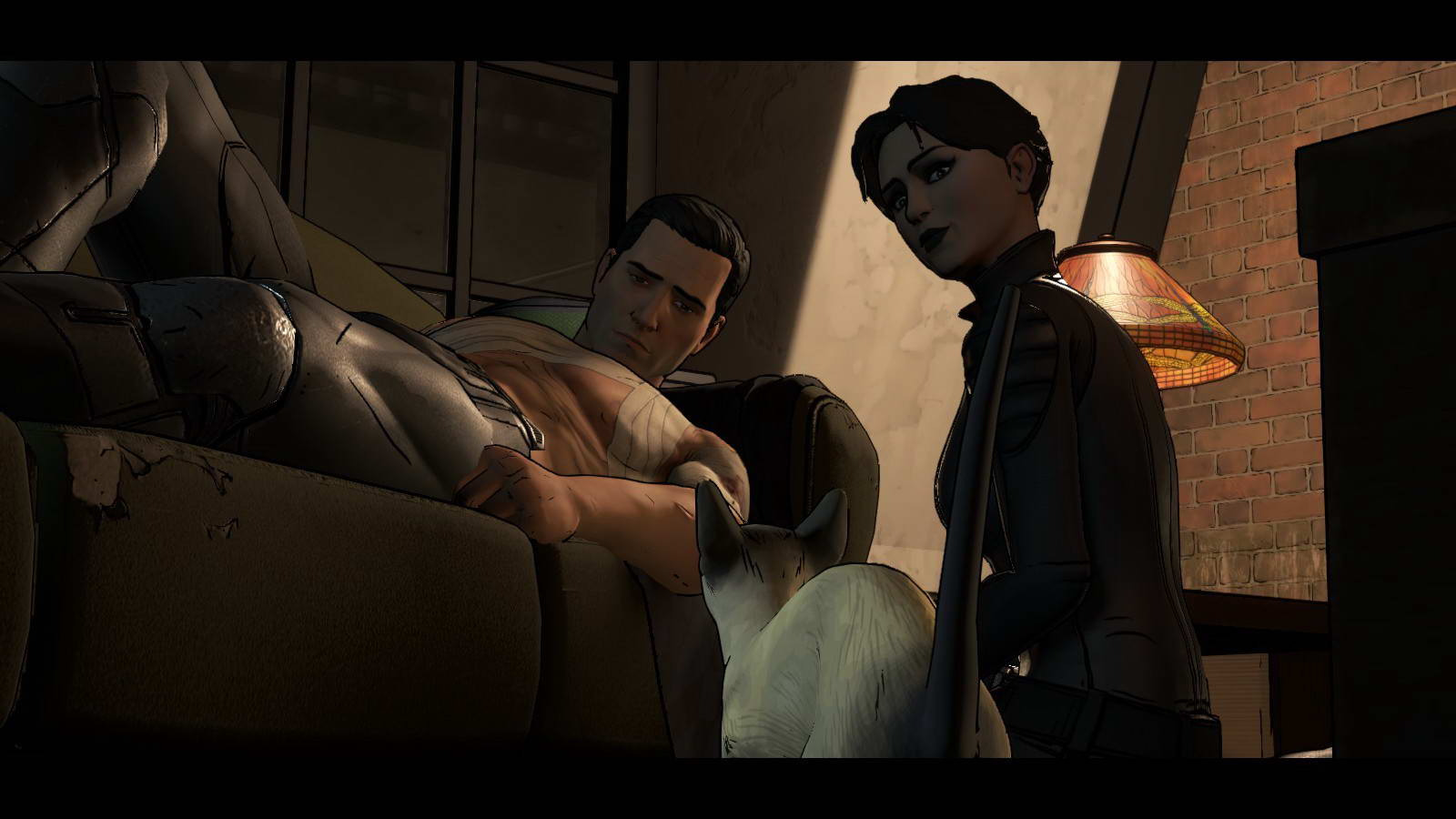 Скриншот Batman: The Telltale Series - Episode 3: New World Order
