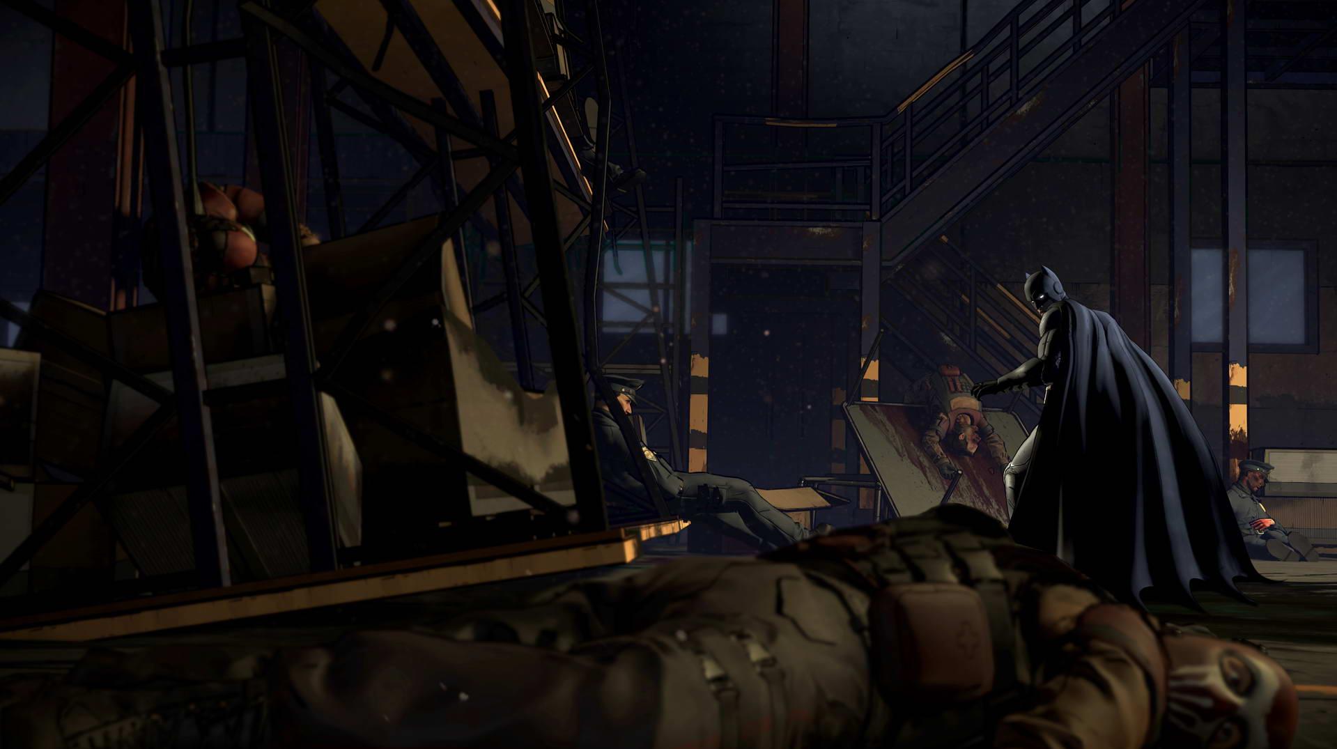 Скриншот Batman: The Telltale Series - Episode 3: New World Order