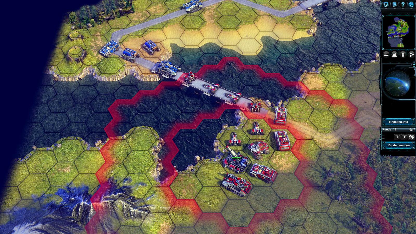 Скриншот Battle Worlds: Kronos