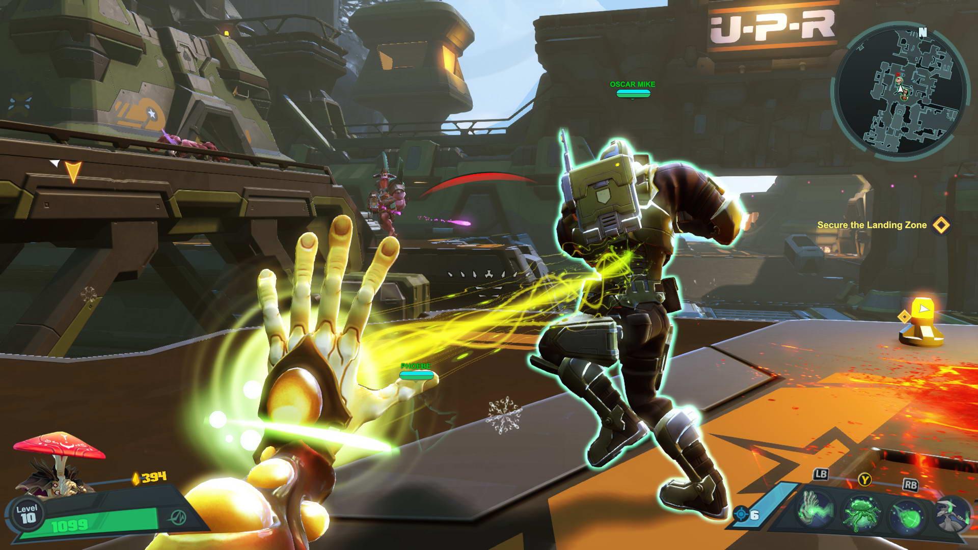 Скриншот Battleborn