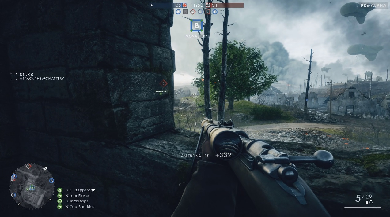 Видео про игру battlefield 1