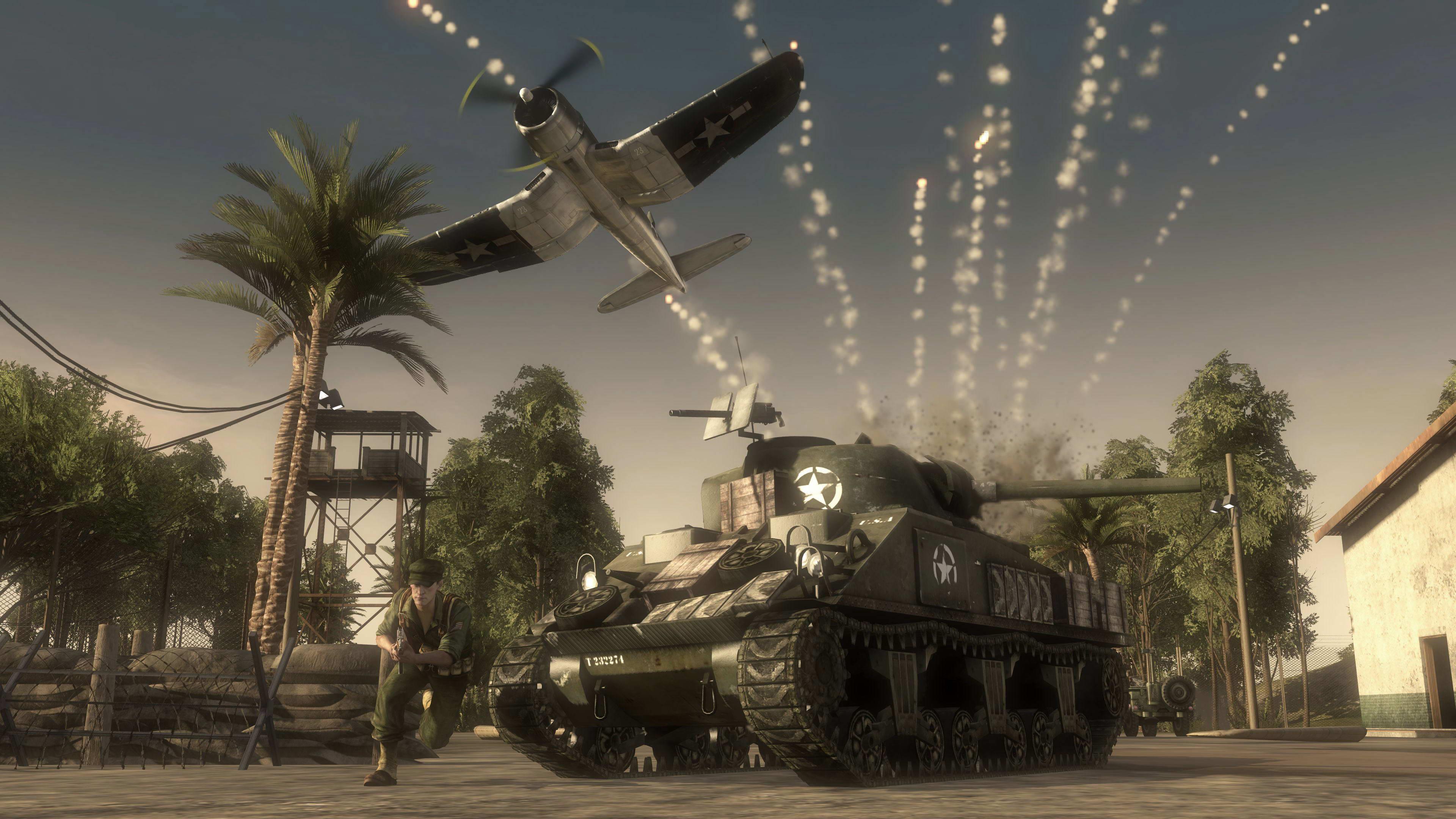 Скриншот Battlefield 1943