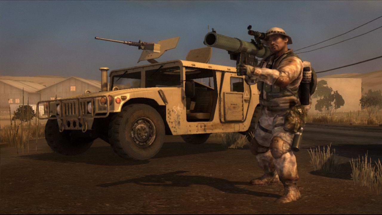 Скриншот Battlefield 2: Modern Combat