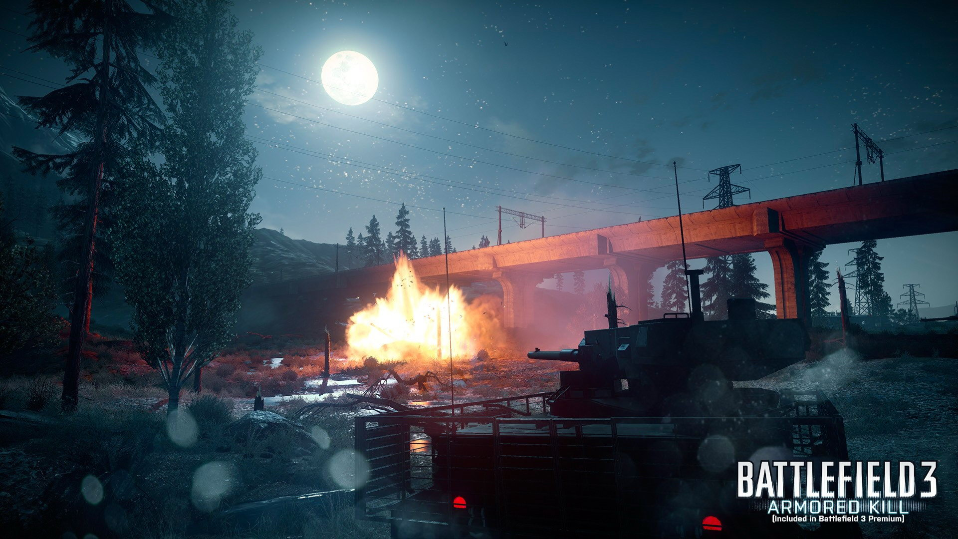 Скриншот Battlefield 3: Armored Kill