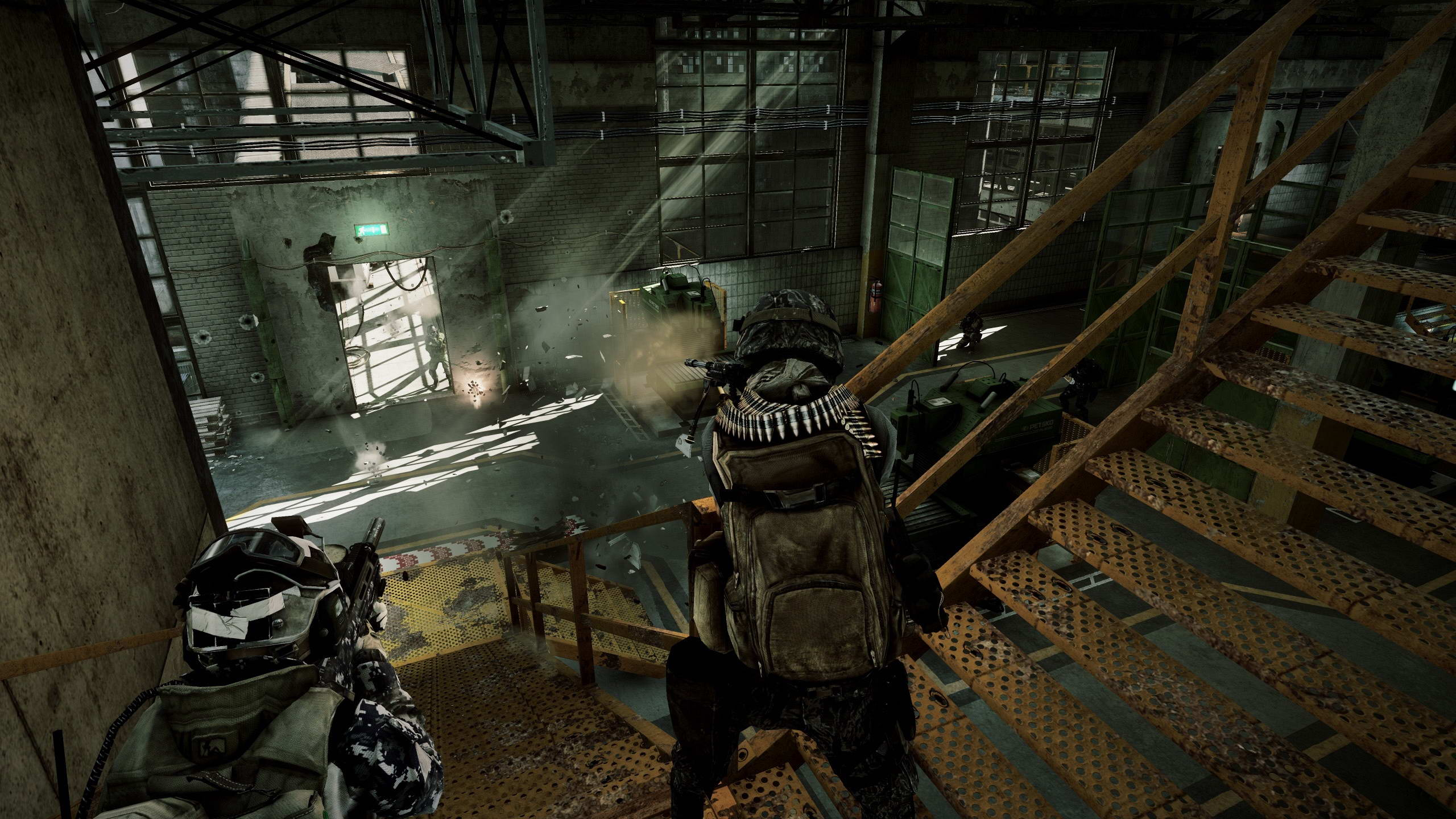 Скриншот Battlefield 3: Close Quarters