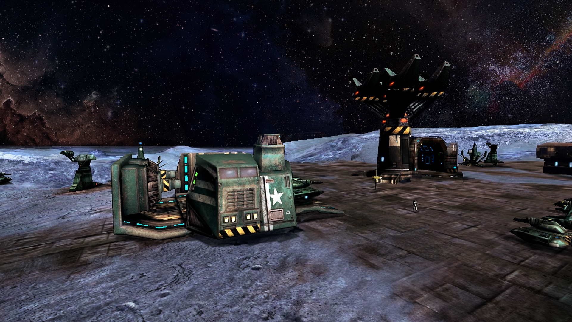 Скриншот Battlezone 98 Redux