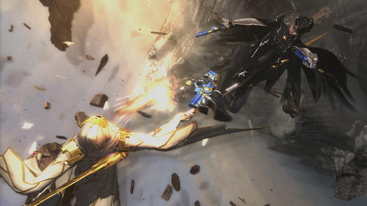 Скриншот Bayonetta 2