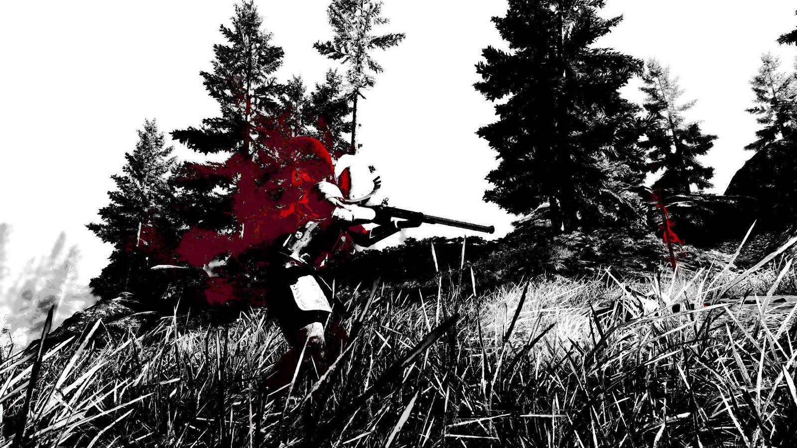 Скриншот Betrayer