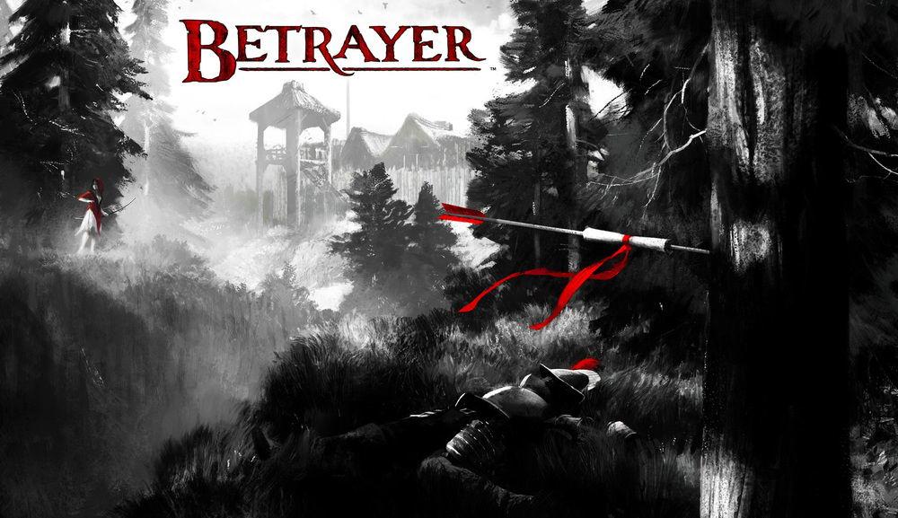 Арт Betrayer
