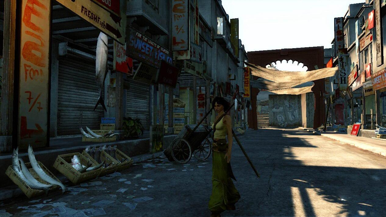 Скриншот Beyond Good & Evil 2