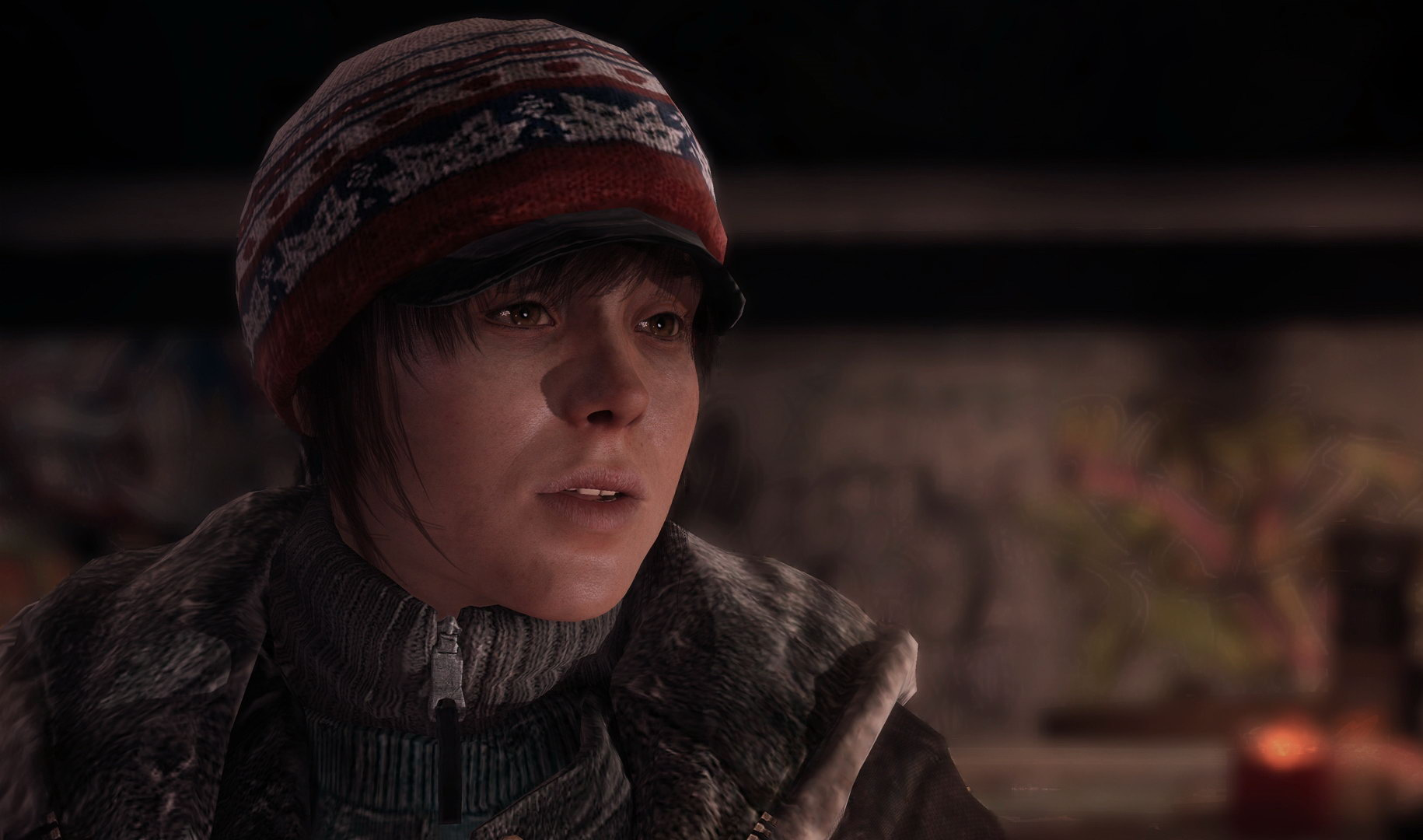 Скриншот Beyond: Two Souls