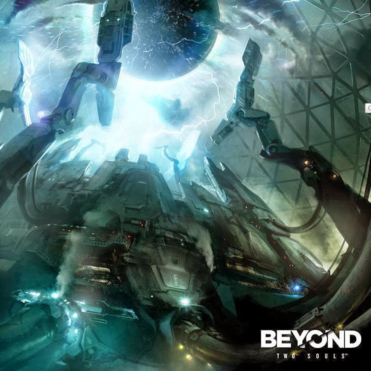 Арт Beyond: Two Souls