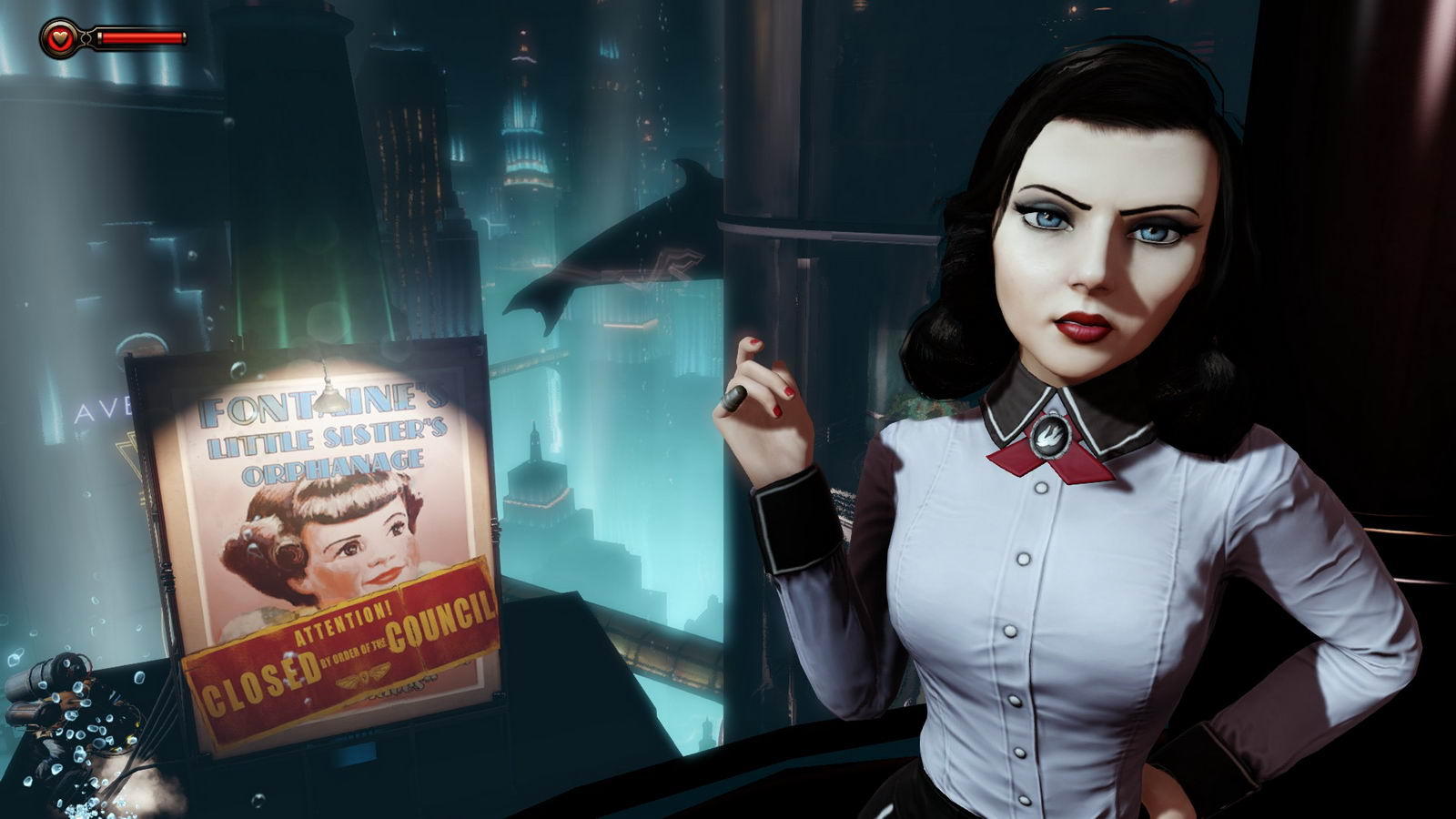 Скриншот BioShock Infinite: Burial at Sea - Episode Two