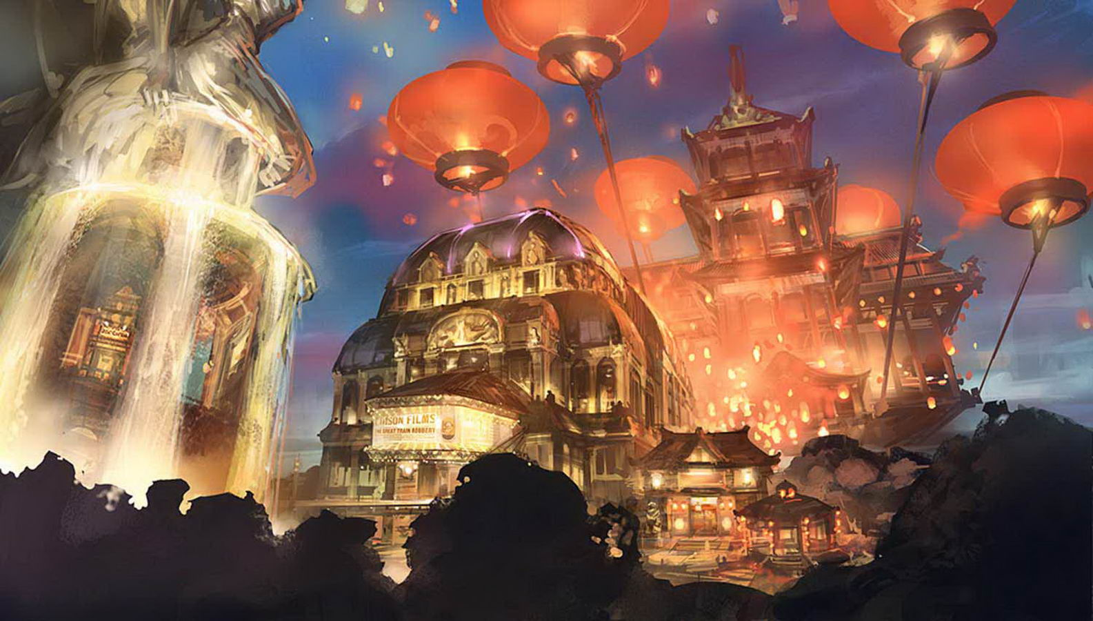 Арт Bioshock Infinite