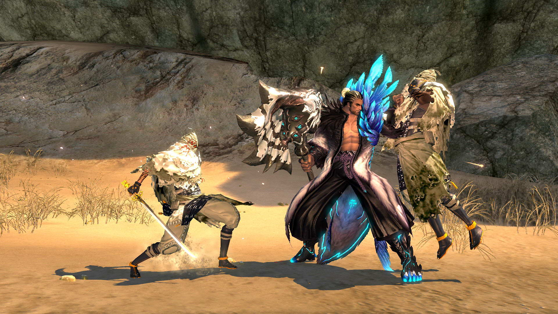 Скриншот Blade & Soul