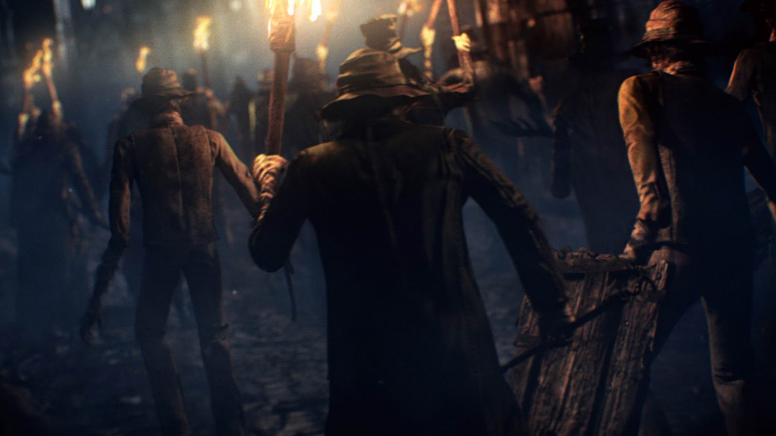 Скриншот Bloodborne