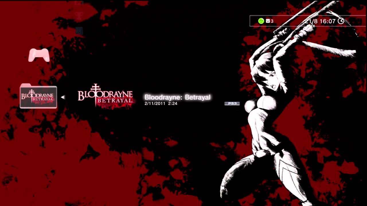 Скриншот BloodRayne: Betrayal