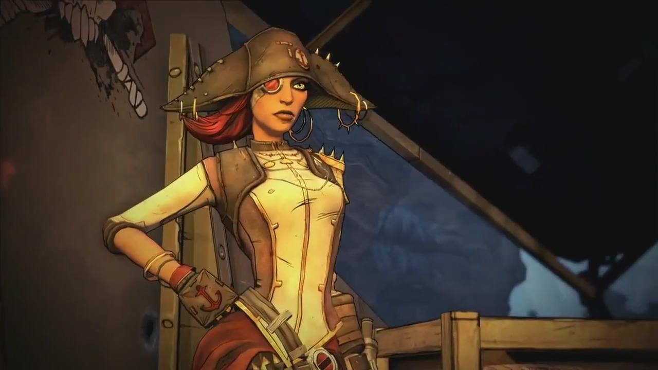 Скриншот Borderlands 2: Captain Scarlett and Her Pirate's Booty