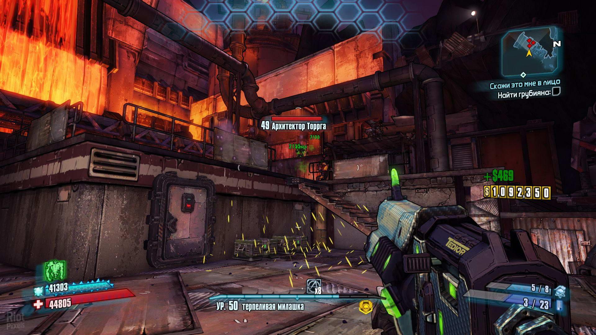 Скриншот Borderlands 2: Mr. Torgue's Campaign of Carnage