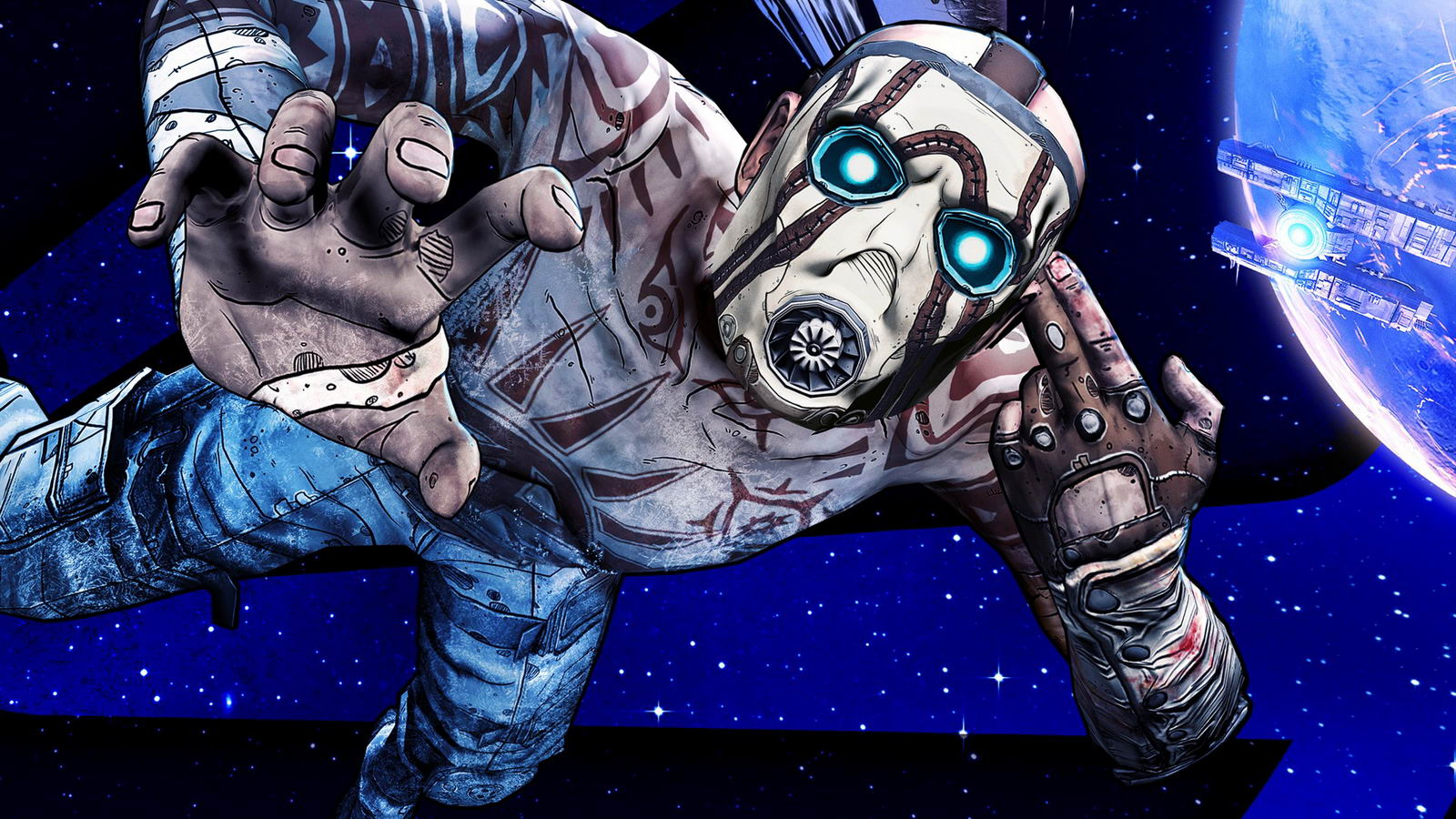 Арт Borderlands: The Pre-Sequel