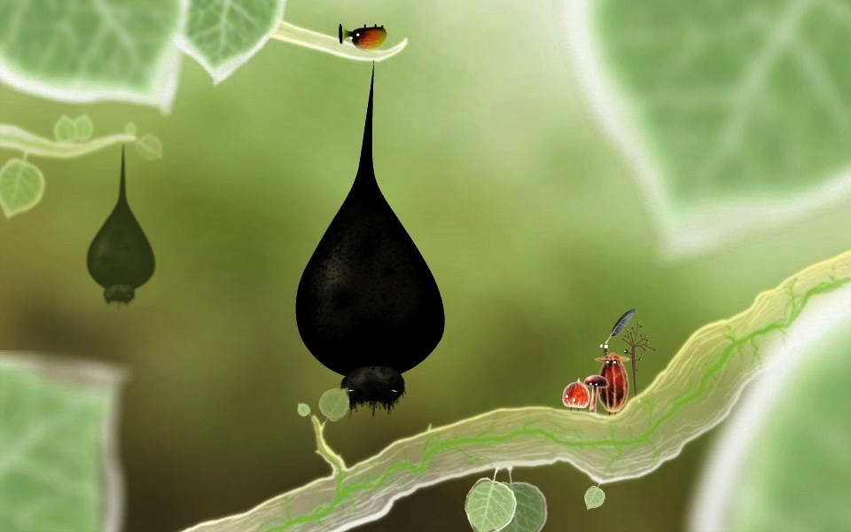 Скриншот Botanicula