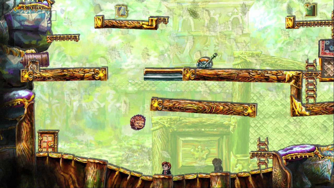 Скриншот Braid