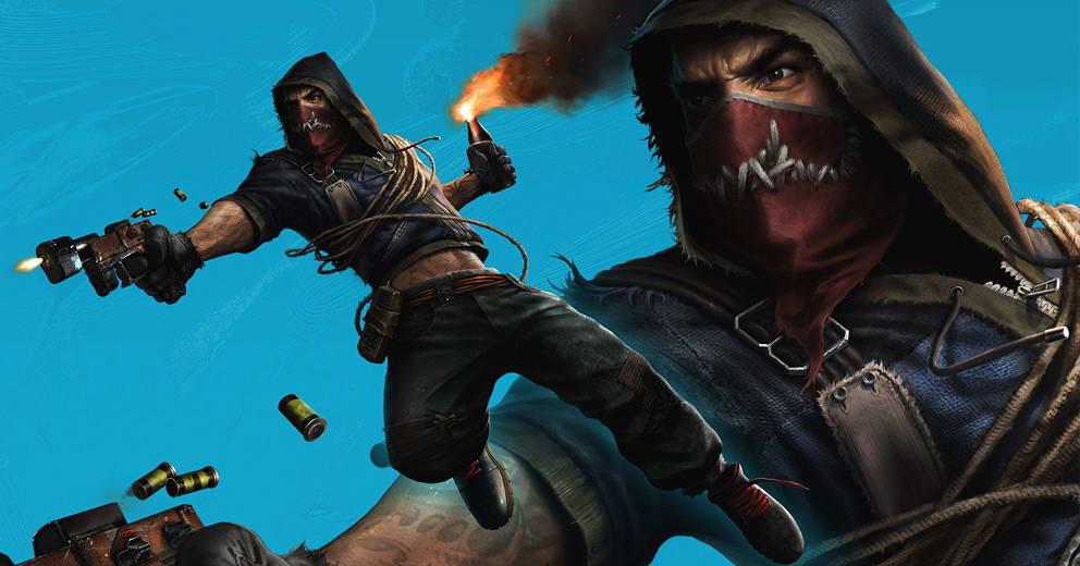Скриншот BRINK
