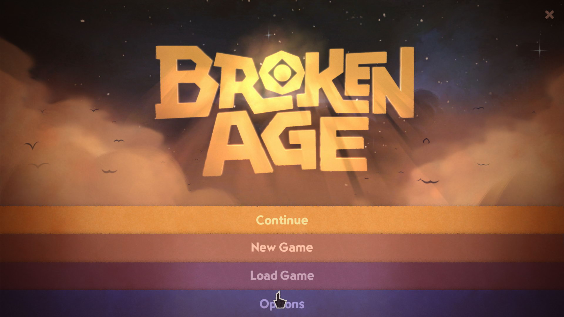 Скриншот Broken Age Act 1