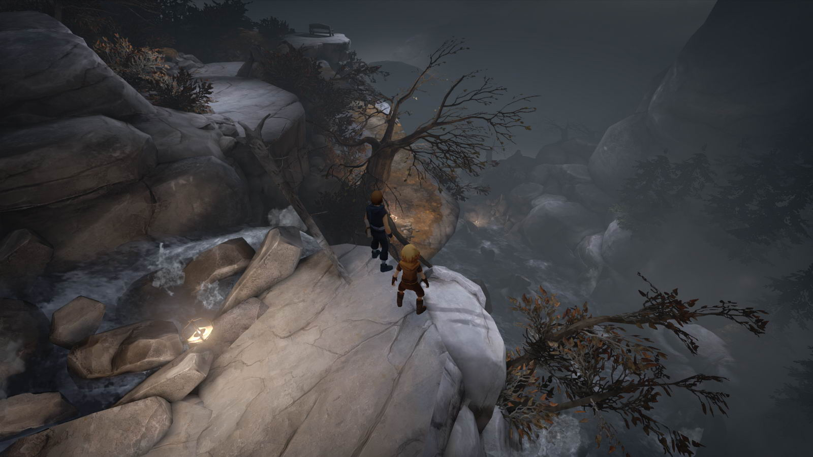 Скриншот Brothers: A Tale of Two Sons