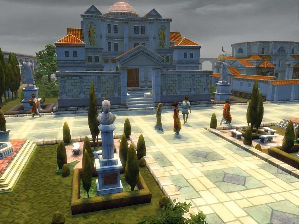 Скриншот Caesar IV