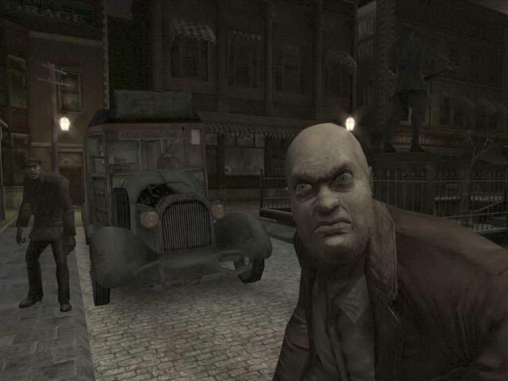 Скриншот Call of Cthulhu: Dark Corners of the Earth