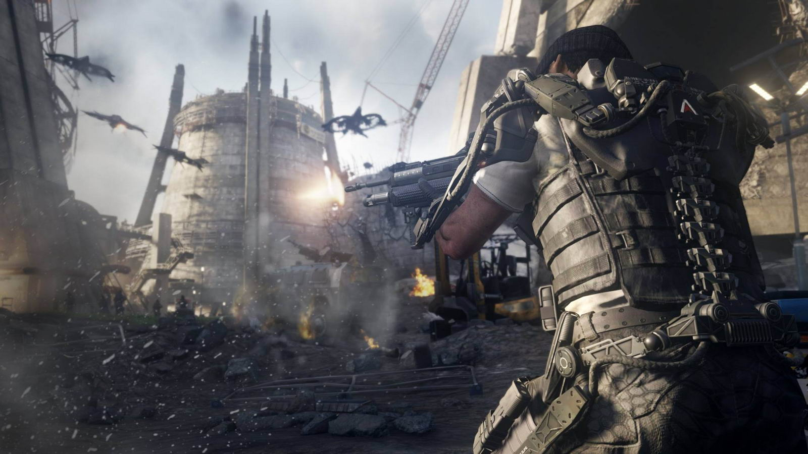 Скриншот Call of Duty: Advanced Warfare