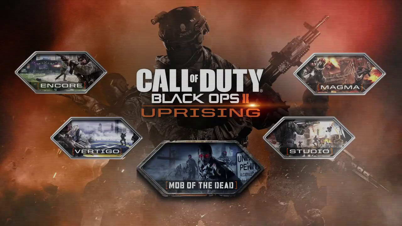 Скриншот Call of Duty: Black Ops II – Uprising