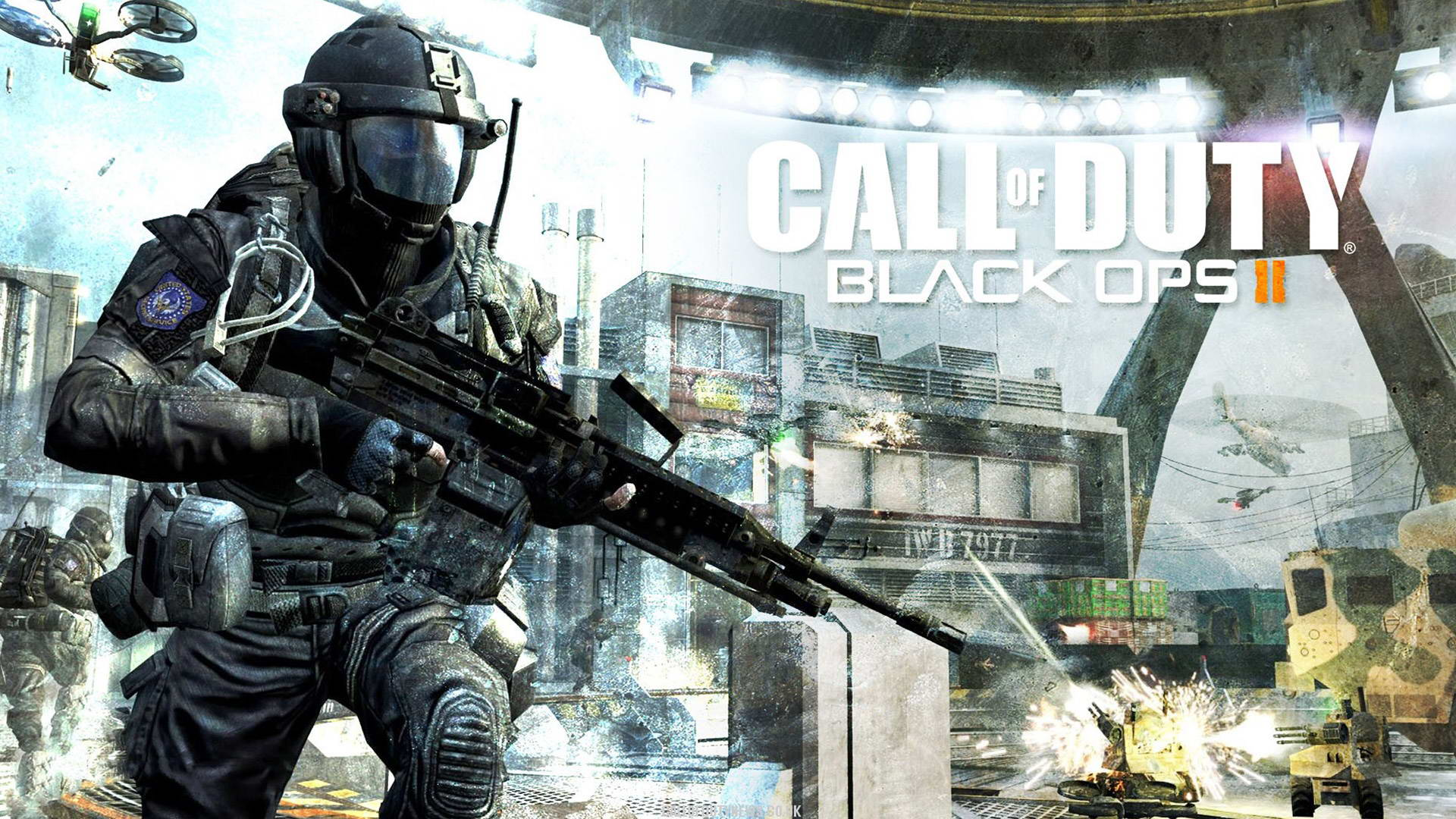 Скриншот Call of Duty: Black Ops II