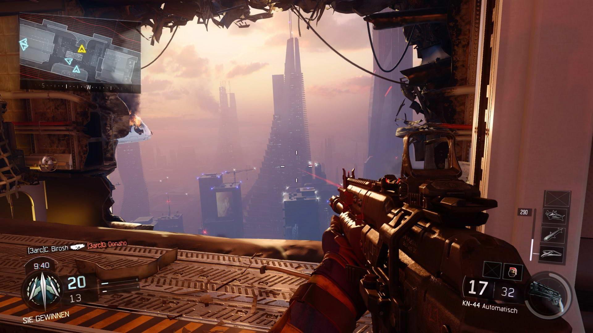 Скриншот Call of Duty: Black Ops 3 - Awakening