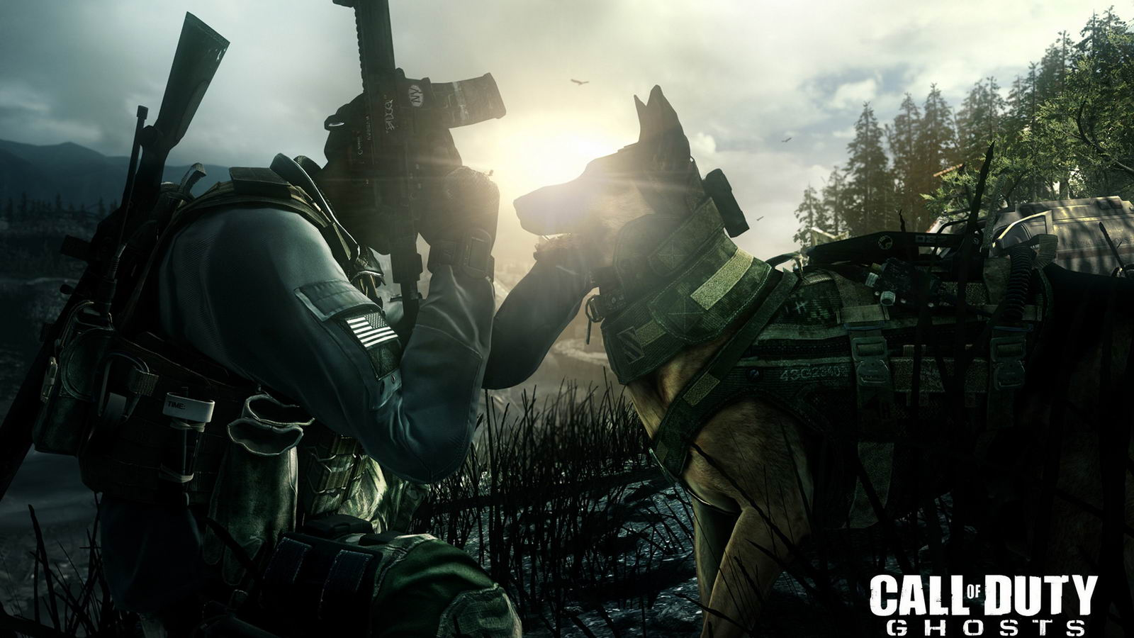 Скриншот Call of Duty: Ghosts