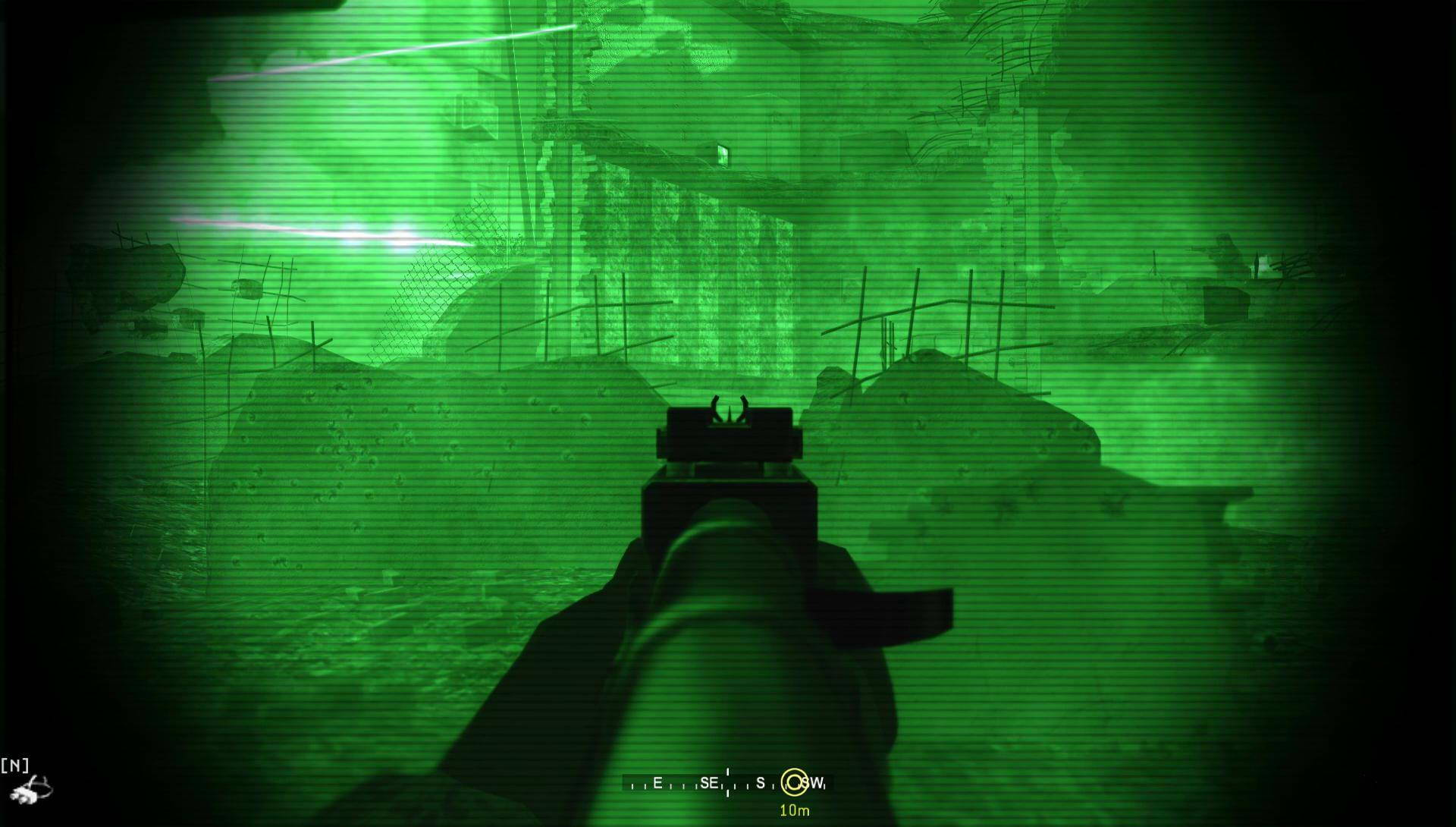 Скриншот Call of Duty: Modern Warfare Remastered