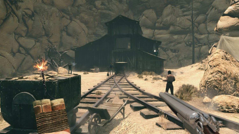 Скриншот Call of Juarez