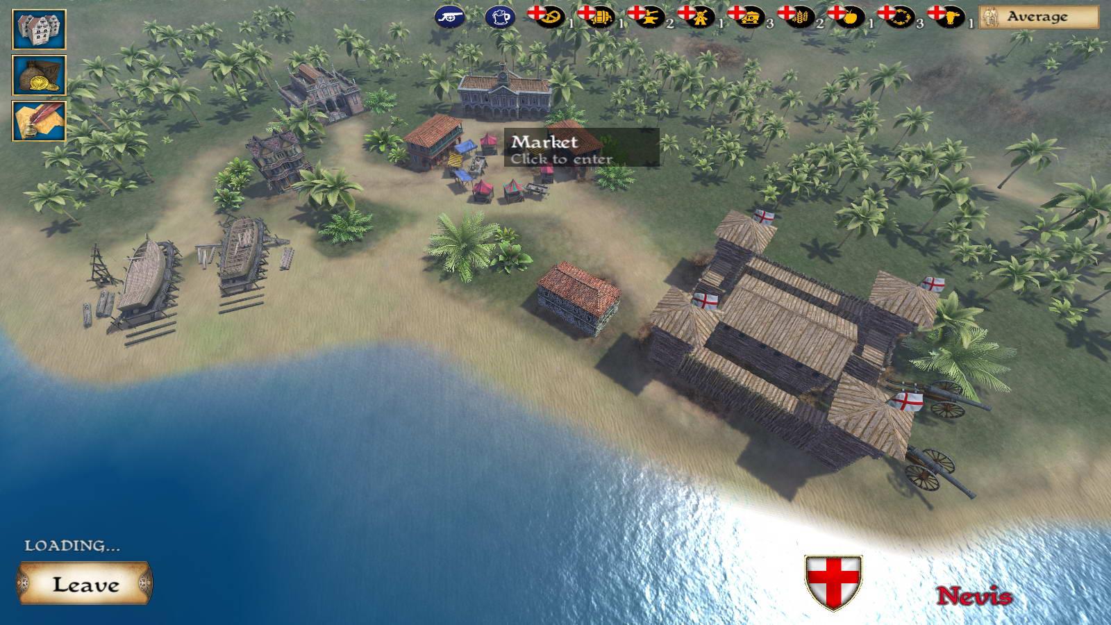 Скриншот Caribbean!