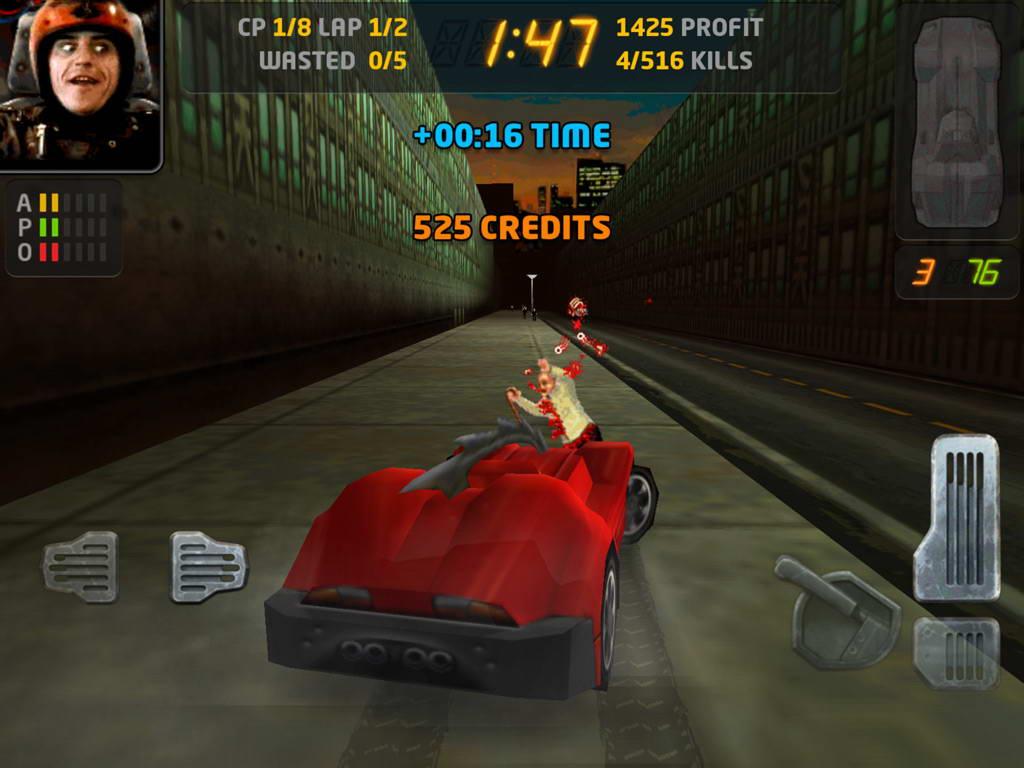 Скриншот Carmageddon