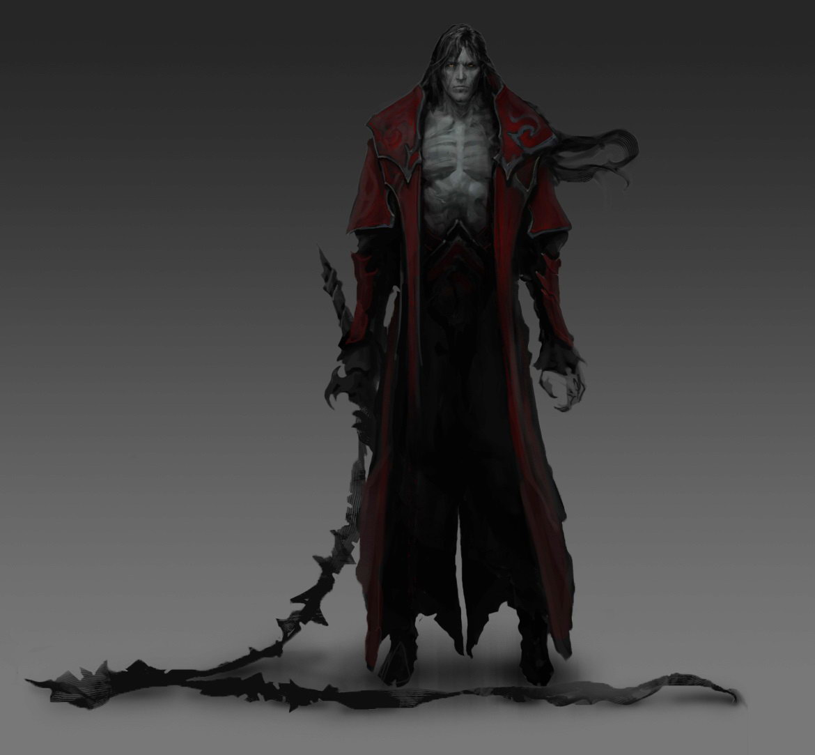 Арт Castlevania: Lords of Shadow 2