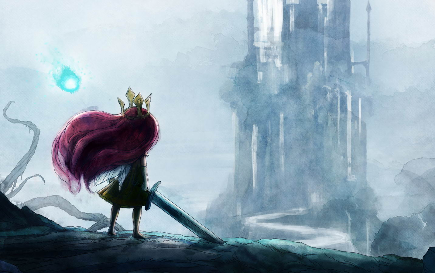 Арт Child of Light