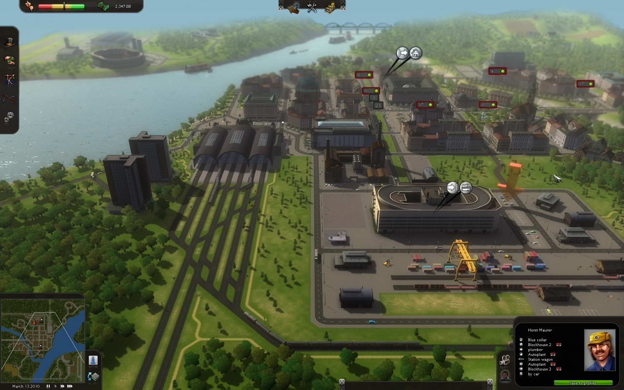 Скриншот Cities in Motion