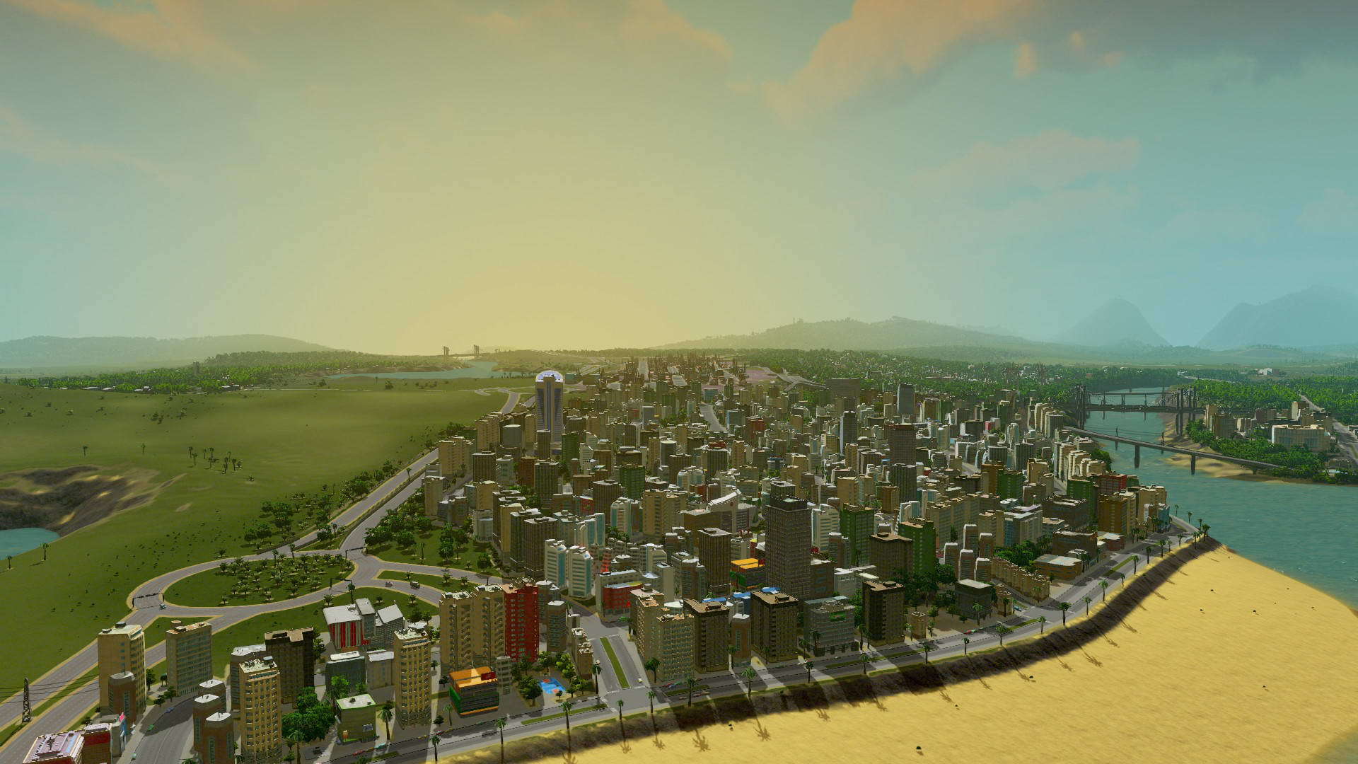 Скриншот Cities: Skylines