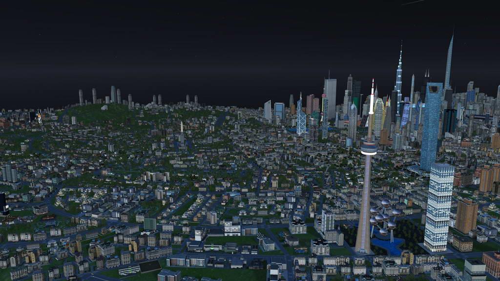 Скриншот Cities XL 2012