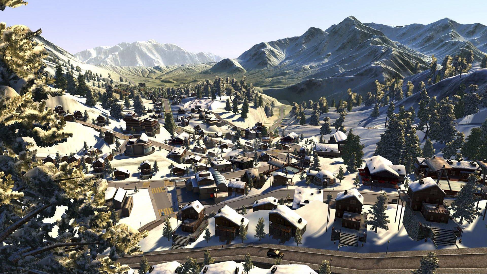Скриншот Cities XL