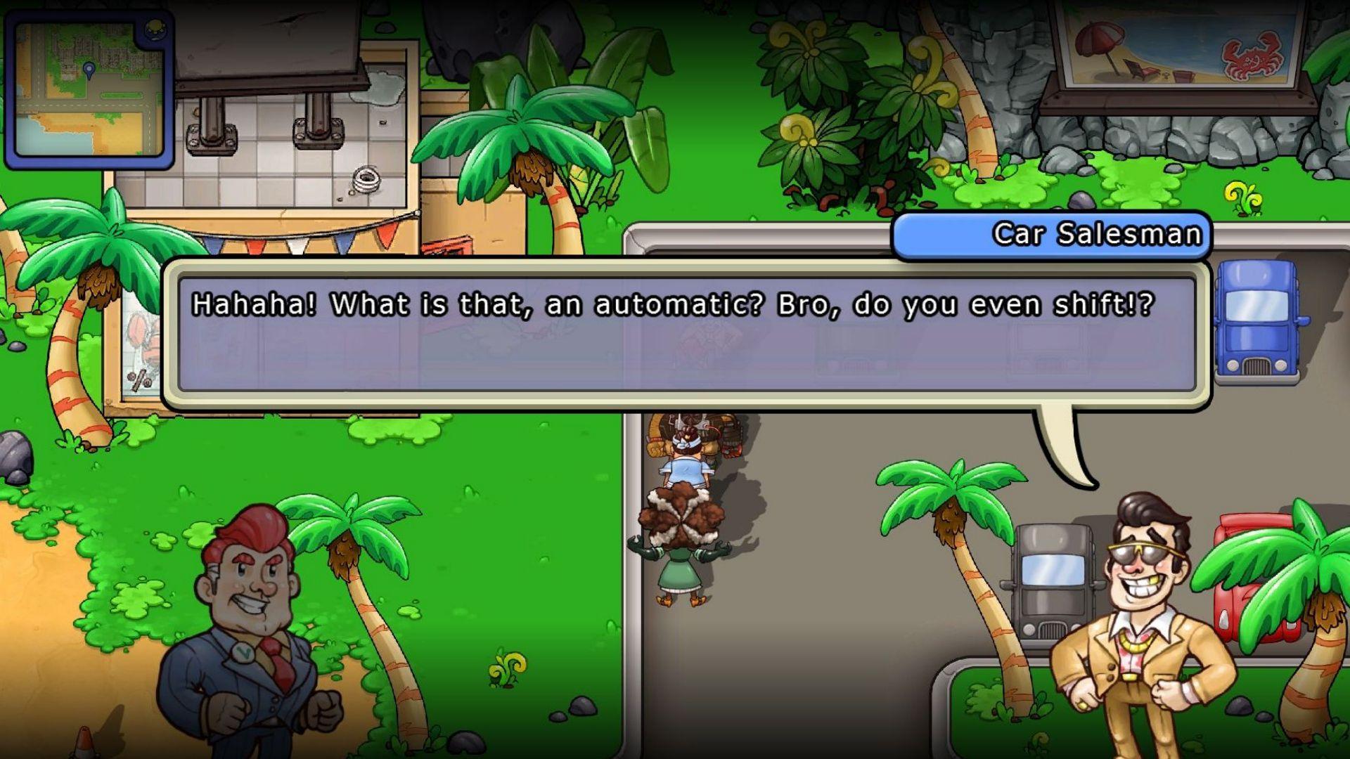 Скриншот Citizens of Earth