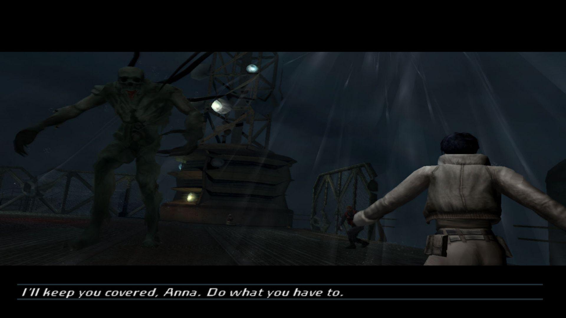 Скриншот Cold Fear