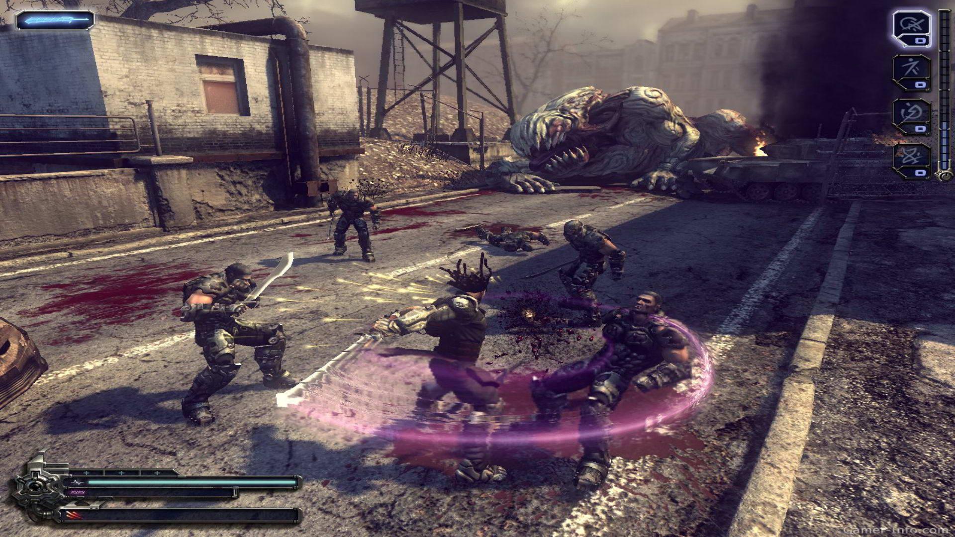 Скриншот Collapse: Ярость