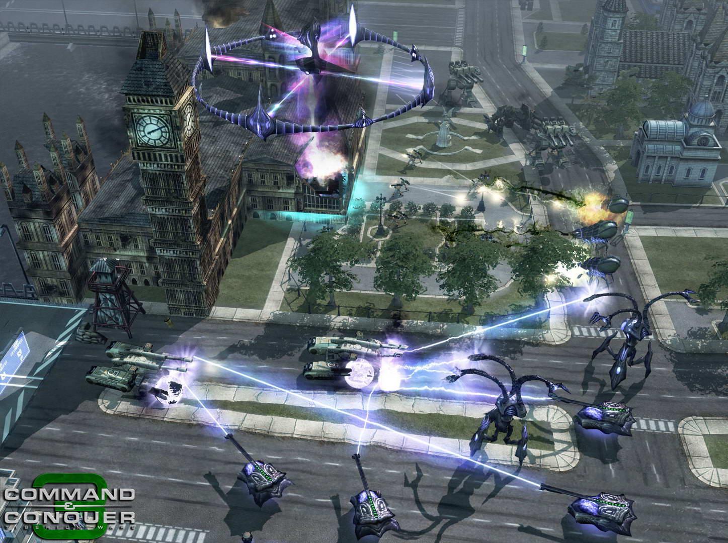 Скриншот Command & Conquer 3: Tiberium Wars